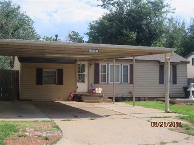 2421 SW 48th Street, Oklahoma City, OK 73119 (MLS #898727) :: Homestead & Co