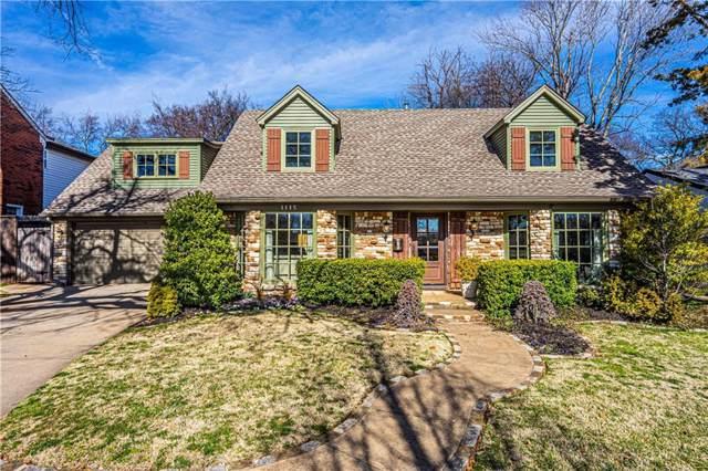 1115 Hemstead Place, Nichols Hills, OK 73116 (MLS #898728) :: The Oklahoma Real Estate Group