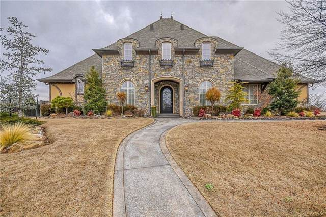 13100 Endor Circle, Oklahoma City, OK 73170 (MLS #898736) :: ClearPoint Realty