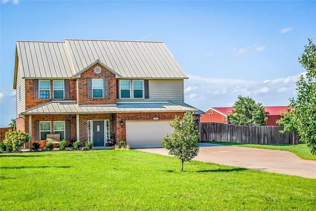 3459 NE Moffat Road, Piedmont, OK 73078 (MLS #898739) :: Homestead & Co
