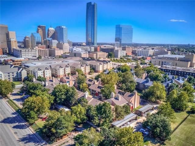 600 4th Street 315N, Oklahoma City, OK 73102 (MLS #898750) :: Homestead & Co