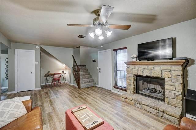 14321 N Pennsylvania Avenue 19A, Oklahoma City, OK 73134 (MLS #898777) :: Keri Gray Homes