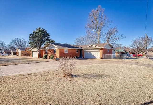 107 Merritt Drive, Elk City, OK 73644 (MLS #898790) :: Keri Gray Homes