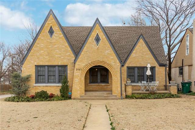 3161 NW 24th Street, Oklahoma City, OK 73107 (MLS #898809) :: Homestead & Co