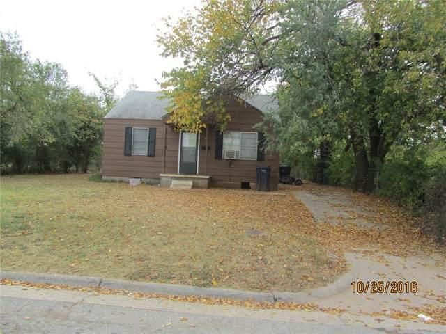 1434 NE 25th Street, Oklahoma City, OK 73111 (MLS #898845) :: Erhardt Group at Keller Williams Mulinix OKC