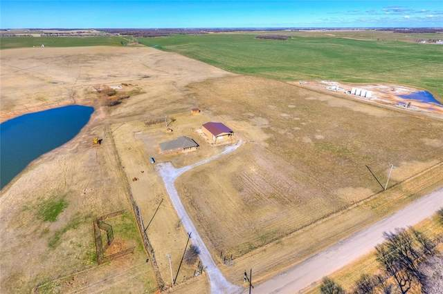 25270 NW 220th, Geary, OK 73040 (MLS #898894) :: Homestead & Co