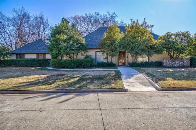 6923 Avondale Court, Nichols Hills, OK 73116 (MLS #898974) :: The Oklahoma Real Estate Group
