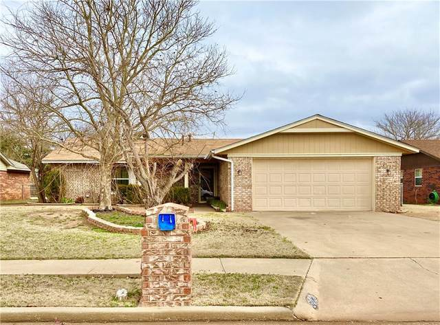 602 Rosehaven Drive, Altus, OK 73521 (MLS #898975) :: Homestead & Co