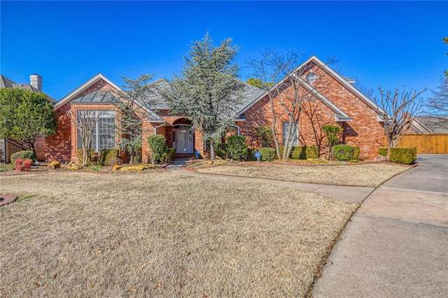 3705 Calais Court, Norman, OK 73072 (MLS #899011) :: Homestead & Co