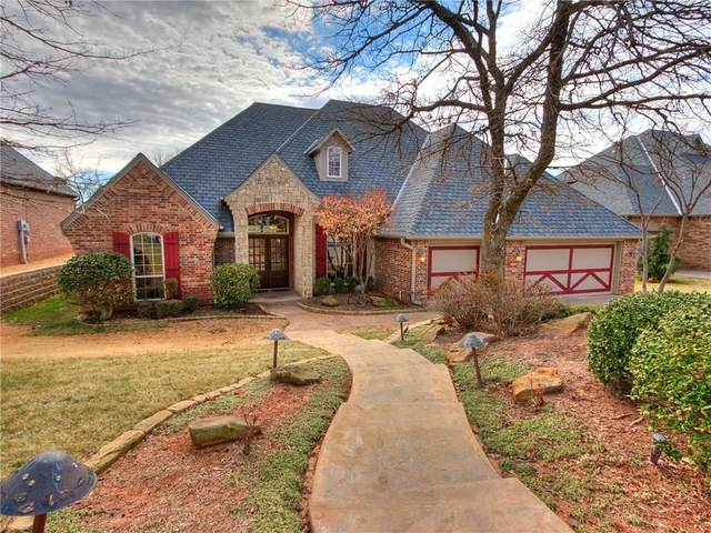 2712 NE 133rd Street, Edmond, OK 73013 (MLS #899022) :: Keri Gray Homes