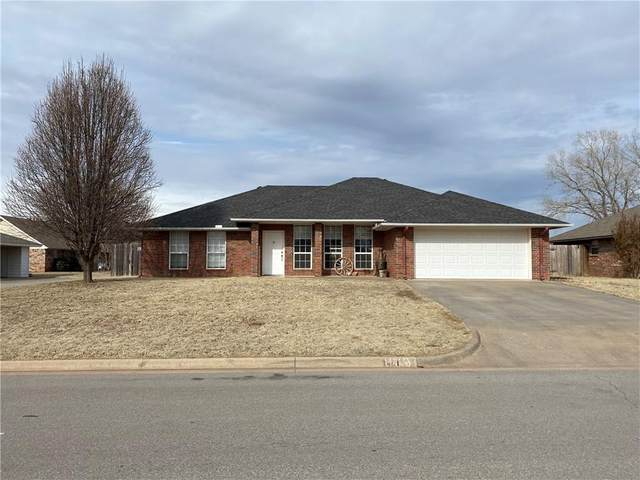 1401 S Steiner Road, Weatherford, OK 73096 (MLS #899088) :: Homestead & Co