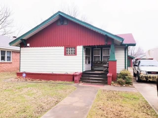 218 E Duffy Street, Norman, OK 73069 (MLS #899101) :: Homestead & Co