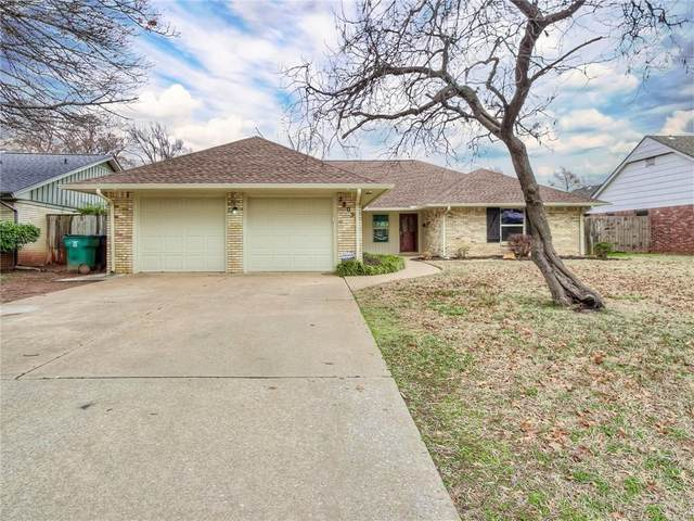 2805 NW 117th Street, Oklahoma City, OK 73120 (MLS #899157) :: Homestead & Co