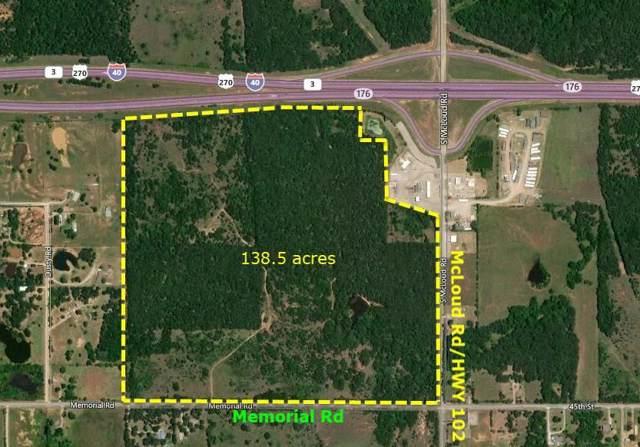 12800 SE Mcloud Road, McLoud, OK 74851 (MLS #899292) :: Homestead & Co