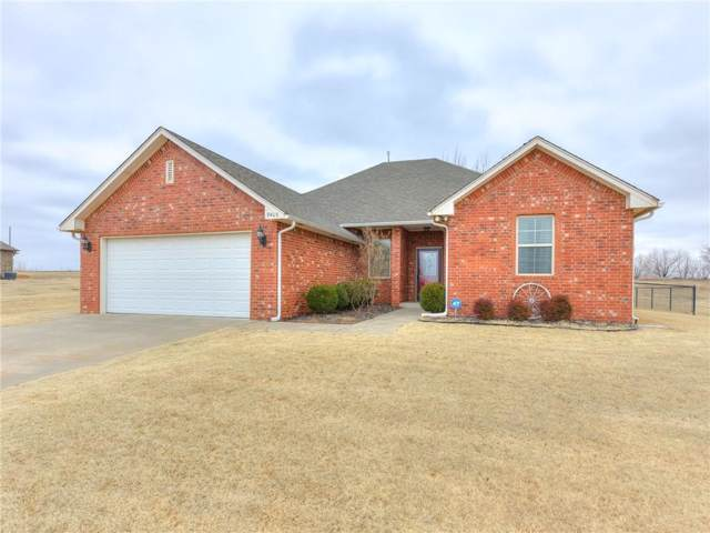 9405 Lake Drive, Piedmont, OK 73078 (MLS #899328) :: The Oklahoma Real Estate Group