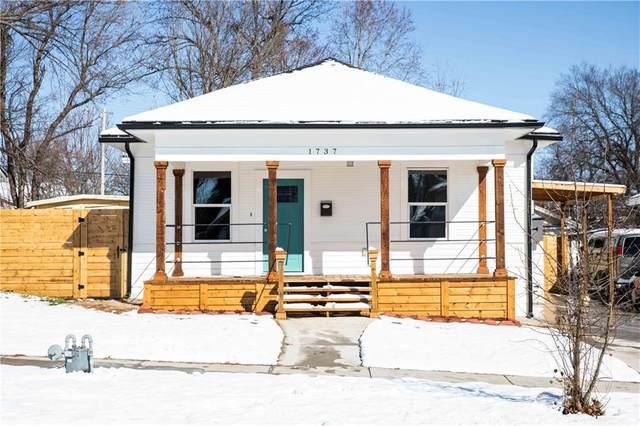 1737 NW 11th Street, Oklahoma City, OK 73106 (MLS #899406) :: Homestead & Co