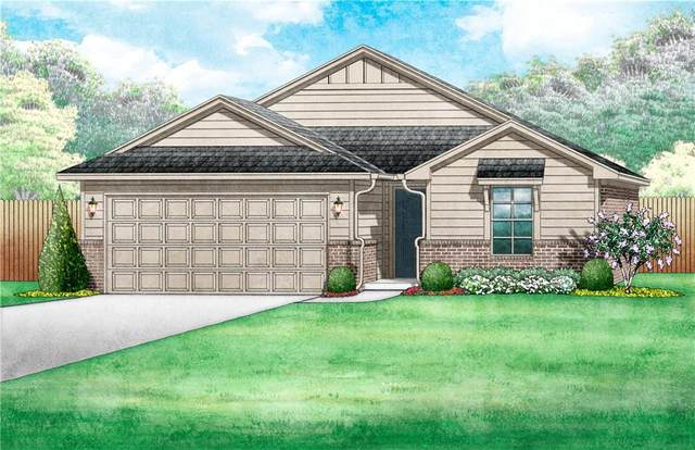 709 Blue Fish Road, Norman, OK 73069 (MLS #899435) :: Homestead & Co