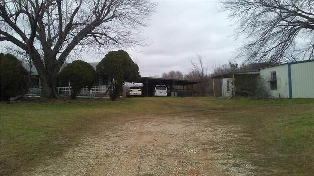 928 State Rd #22 Highway, Bokchito, OK 74726 (MLS #899437) :: Homestead & Co