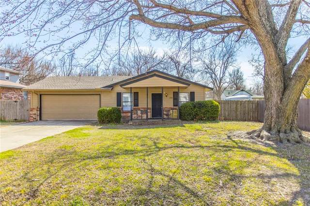 6302 NW 33rd Street, Bethany, OK 73008 (MLS #899439) :: The Oklahoma Real Estate Group