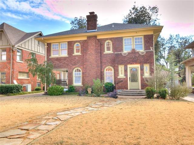 1916 NW 18th Street, Oklahoma City, OK 73106 (MLS #899445) :: Homestead & Co