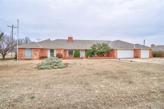 115 Harrison Avenue Nw, Piedmont, OK 73078 (MLS #899527) :: Homestead & Co