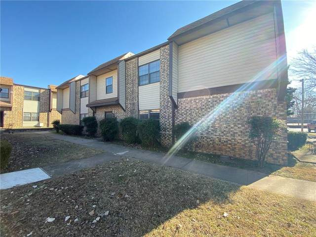 401 SE 12th Avenue #232, Norman, OK 73071 (MLS #899528) :: Homestead & Co