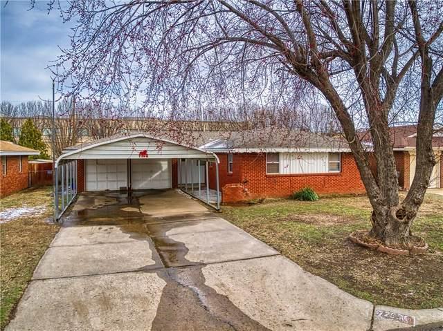 7208 S Klein Avenue, Oklahoma City, OK 73139 (MLS #899535) :: Homestead & Co