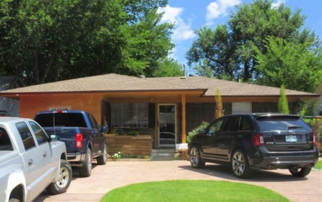 2205 SW 50 Street, Oklahoma City, OK 73119 (MLS #899562) :: Homestead & Co