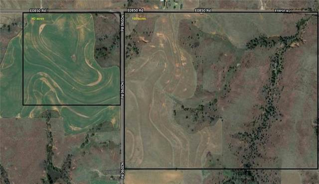 Rural J3, Leedey, OK 73654 (MLS #899591) :: Homestead & Co