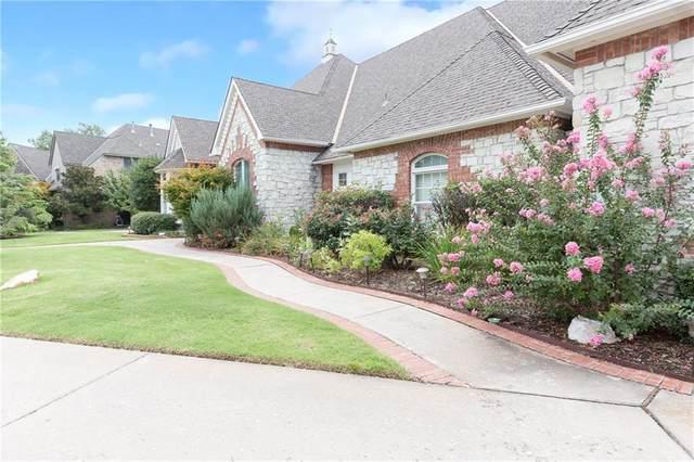 2708 SW 120th Street, Oklahoma City, OK 73170 (MLS #899593) :: Homestead & Co