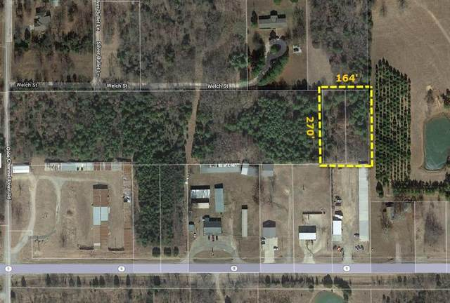 170 Welch Street, Longtown, OK 74432 (MLS #899627) :: Homestead & Co
