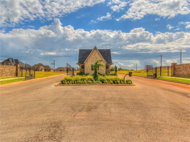 13404 Emerald Island Drive, Oklahoma City, OK 73142 (MLS #899639) :: KG Realty