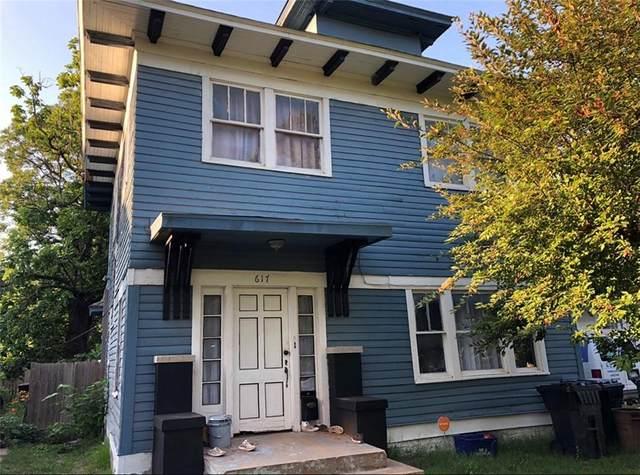 617 NW 32nd Street, Oklahoma City, OK 73118 (MLS #899696) :: Homestead & Co