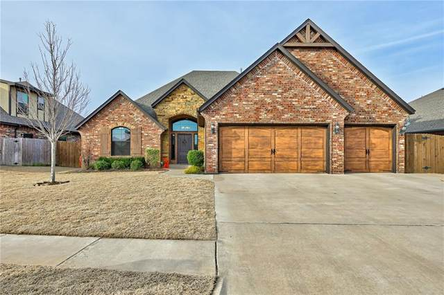2721 Kathleens Crossing, Yukon, OK 73099 (MLS #899707) :: Homestead & Co