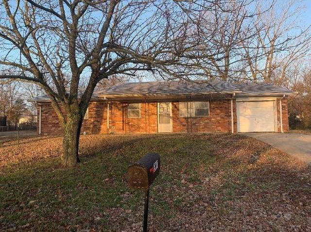 3601 Governor Harris Drive, Ada, OK 74820 (MLS #899720) :: Homestead & Co