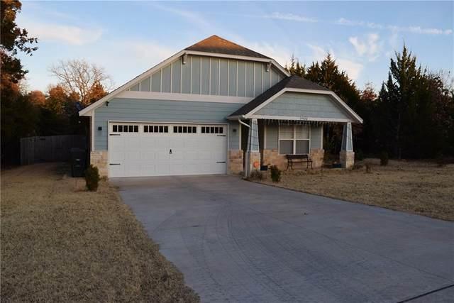 9436 Prairie Dog Drive, Edmond, OK 73034 (MLS #899734) :: Homestead & Co