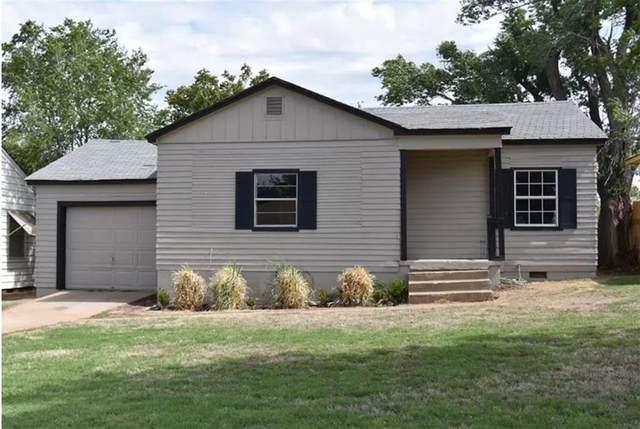 120 Carpenter Lane, Elk City, OK 73644 (MLS #899738) :: Homestead & Co