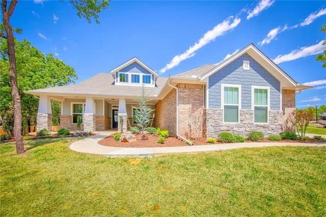 480 Canyon Creek Lane, Guthrie, OK 73044 (MLS #899771) :: Homestead & Co