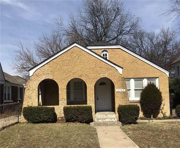 2505 NW 12th Street, Oklahoma City, OK 73107 (MLS #899775) :: Homestead & Co