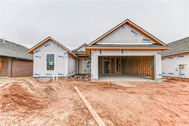 2233 Fallview Drive, Edmond, OK 73034 (MLS #899776) :: Homestead & Co