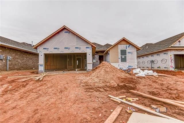 2333 NW Fallview Drive, Edmond, OK 73034 (MLS #899782) :: Homestead & Co