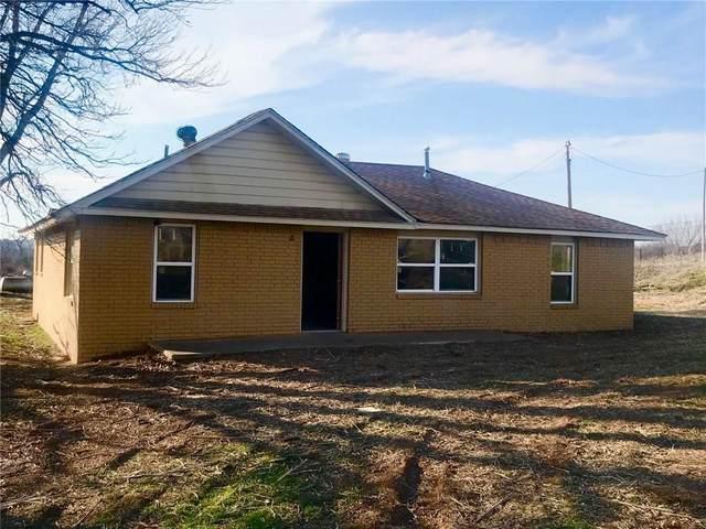41012 County Street 2720, Cement, OK 73017 (MLS #899804) :: Homestead & Co