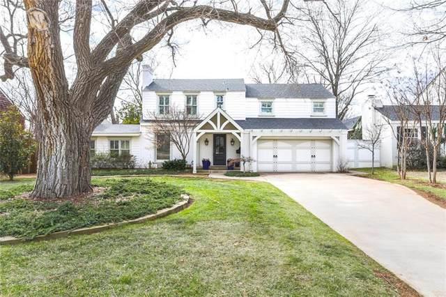 1122 Huntington Avenue, Nichols Hills, OK 73116 (MLS #899823) :: The Oklahoma Real Estate Group