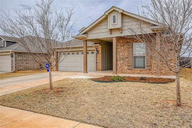 3105 Montane Drive, Norman, OK 76069 (MLS #899833) :: Homestead & Co