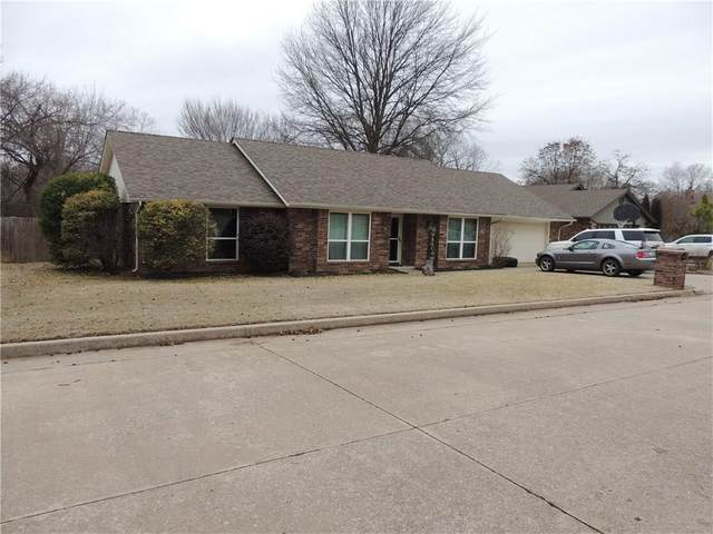 112 Brook Lane, Midwest City, OK 73130 (MLS #899834) :: Homestead & Co