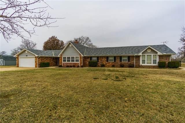 4983 Quail Ridge Road, Blanchard, OK 73010 (MLS #899837) :: Homestead & Co