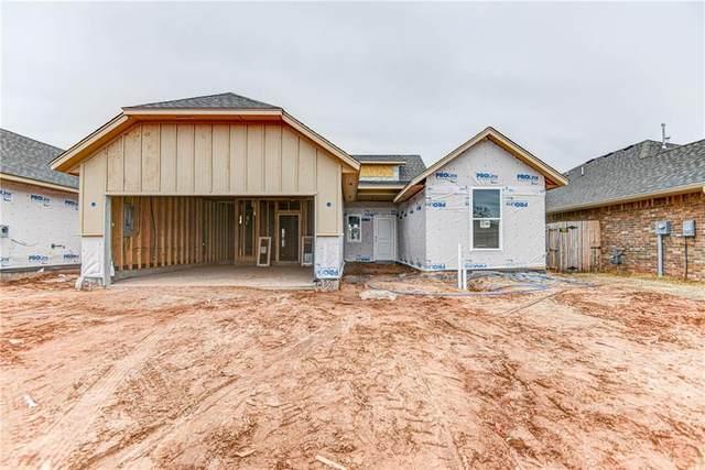 2301 Fallview Drive, Edmond, OK 73034 (MLS #899863) :: Homestead & Co