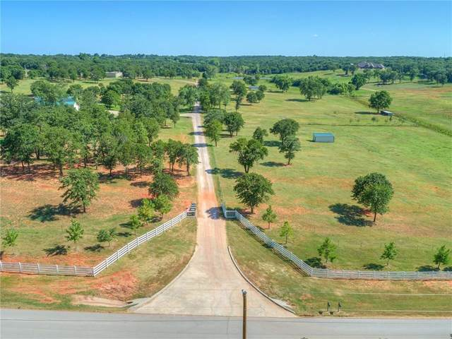 10170 E Post Oak Road, Noble, OK 73068 (MLS #899890) :: Homestead & Co