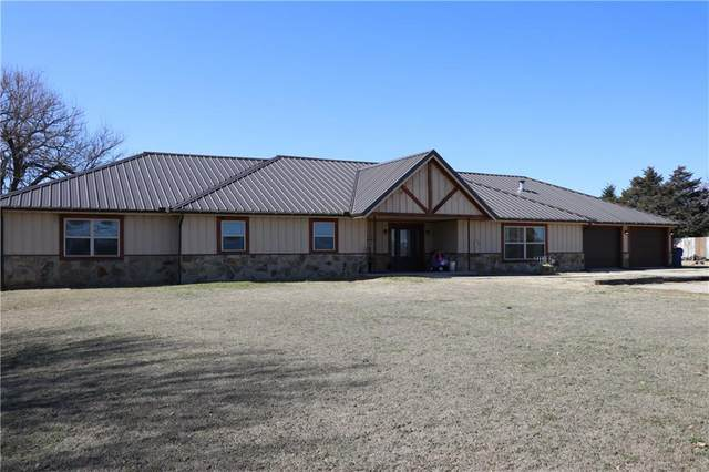 3098 County Street 2940, Alex, OK 73002 (MLS #899908) :: Keri Gray Homes