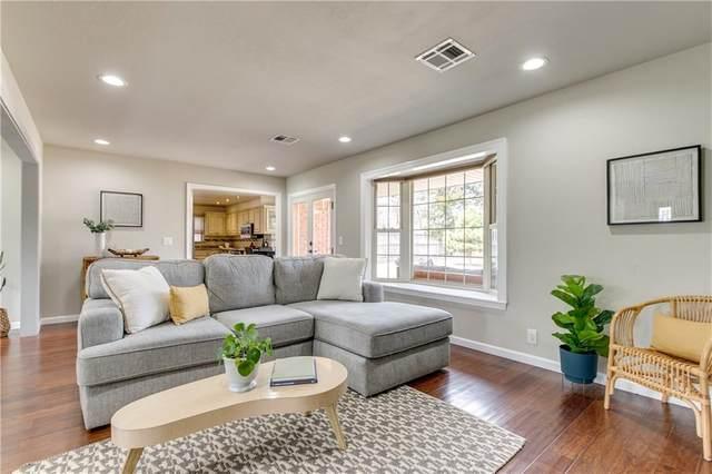 2721 NW 56th Street, Oklahoma City, OK 73112 (MLS #899910) :: Homestead & Co